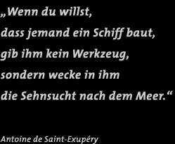 Sehnsucht in Keep in mind